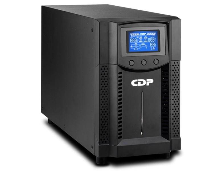 Ups Con Display Online Torre 3000va/2700w 120v 6 Salidas Nema 5-20r, 3 Programables